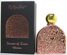 M. Micallef Glamour Secrets of Love 75 ml EDP Spray