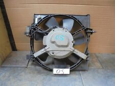 MAZDA 323F 2002 1.6 16V MANUAL OFFSIDE DRIVER SIDE RADIATOR FAN WITH COWLING