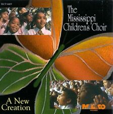 The Mississippi Children Choir - New Creation - New Factory Sealed CD