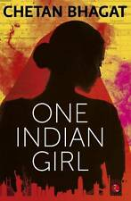 "A FICTION NOVEL BOOK WRITTEN BY CHETAN BHAGAT ""ONE INDIAN GIRL"" (ENGLISH)"