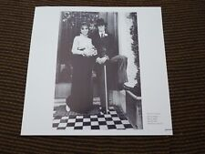 Single Page Jefferson Airplane Wedding Portrait Coffee Table Book Photo