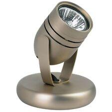 Hampton Bay Slot Back Uplight Light - Brushed Steel Finish Brand NEW!!