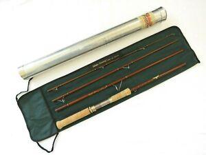 Vintage Fenwick Feralite 7' 4 pc. Pack Rod with Fenwick Rod Tube SF74-4