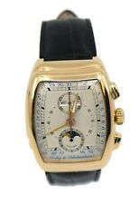Dubey & Schaldenbrand Gran Chrono Astro 18K Rose Gold Watch