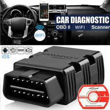 KONNWEI ELM327 OBD2 Car Code Reader WIFI Automotive Diagnostic Scanner Adapter