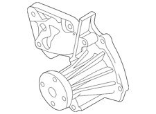 Genuine Ford Water Pump Assembly DS7Z-8501-E
