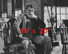 """To Kill A Mockingbird~Front Porch~Attorney~Photo~Lawyer~ Poster 16"""" x  20"""""""