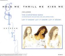GLORIA ESTEFAN - Hold Me, Thrill Me, Kiss Me (UK 3 Tk CD Single Pt 2)