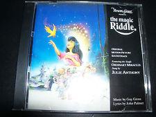 The Magic Riddle Rare Australian Soundtrack CD - Like New