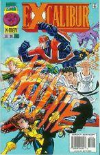 Excalibur # 102 (44 pages, Bound-en Gaming Card) (Estados Unidos, 1996)