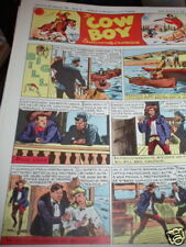 IL COW BOY-N°24 ANNO II-1945-BIG BILL-ED.DE LEO