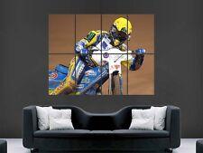 Thomas Gollob polaco speedway rider de arte en pared imagen Poster Gigante Enorme