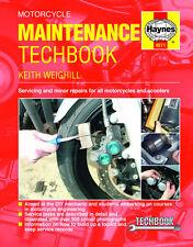 Motorcycle Maintenance TechBook DIY Repairs Haynes Manual 4071 NEW