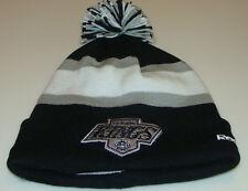 Los Angeles Kings LA Retro NHL Hockey Cap Hat Reebok Vintage Beanie Toque New