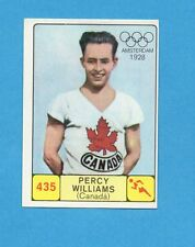 CAMPIONI dello SPORT 1968-69-Figurina n.435- WILLIAMS - CANADA -NEW