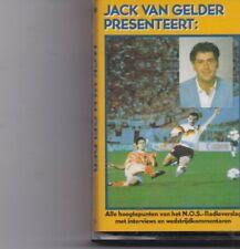 Jack Van Gelder-Presenteert EK 88 cassette