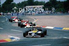 Nelson Piquet Williams FW11B Francés Grand Prix 1987 fotografía