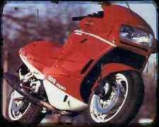 Ducati 906 Paso 1 A4 Photo Print Motorbike Vintage Aged