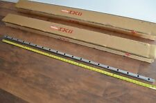"*New* 60"" IKO LWA25 x1520mm Linear Bearing LM Rails Heavy-Duty NIB - CNC DIY THK"