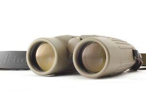 【MINT】LEICA TRINOVID 8x42 BA Khaki Binoculars From JAPAN #412