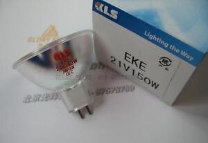 KLS EKE 21V150W halogen lamp,21V150W AOI SMT microscope light source bulb