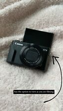 Canon PowerShot G7 X Digital Camera - Black