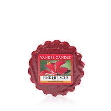 YANKEE CANDLE cialda da bruciare Wax melt Pink Hibiscus durata 8 ore