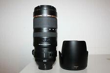 Tamron SP 70-200mm f/2.8 Di VC USD für Nikon 1 Jahr Gewährleistung