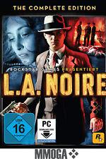 LA Noire - Complete Edition - Rockstar Launcher Key - PC Digital Code - Global