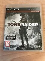 Tomb Raider PS3 PlayStation 3 Game