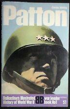 Patton by Charles Whiting Ballantine Books Pbk Jan. 1971 114 illusts Near Fine