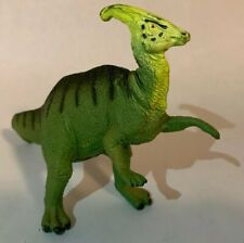 Vintage Carnegie Papasaurolophus Figure Realistic Safari Toy Dinosaur Dino 1988