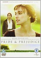 Pride & Prejudice - 2005 [DVD], , Very Good, DVD