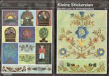 Le canevas enfants vêtements abplättmuster abbügelmuster instructions motif rda 1982