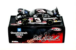 2002  -  NASCAR RCCA Series 1:32 Die Cast - #3 GM Goodwrench - Dale Earnhardt