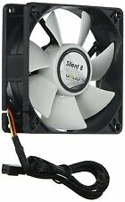 Gelid Solutions Silent 8CM 80mm Fan Cooler Case PC Computer Cooling 3 Pin Quiet