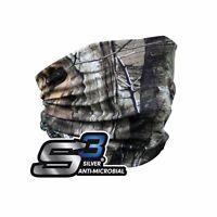 ScentBlocker Versa Multi Purpose Headwear Balaclava S3 Facemask VHWT Realtree