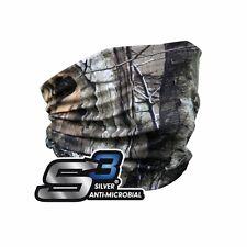 ScentBlocker Versa Multi Purpose Headwear Balaclava S3 Facemask VHWT Mossy
