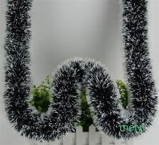 Xmas Tree Hanging Ornament Decoration Garland String Christmas Party Ribbon DIY