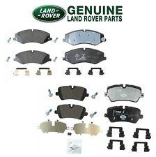 For Land Rover Range Rover Sport  Pair Set of Front & Rear Brake Pad Set Genuine