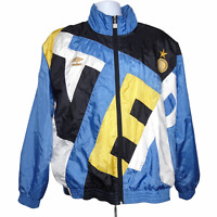 1992-1994 Inter Milan Shell Jacket Umbro Large (Excellent Condition)