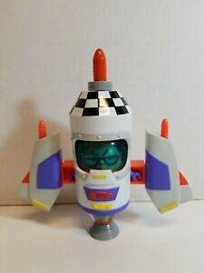 2000 Trendmasters - Dexter's Laboratory Rocket Ship Loose Action Figure