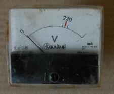 Voltmetro Krundaal 220V