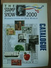 The Stamp Show 2000 International Stamp Exhibition Catalogue
