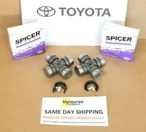 Toyota Pickup 1979-1985 One Piece Front Driveline U-Joint Kit Spicer
