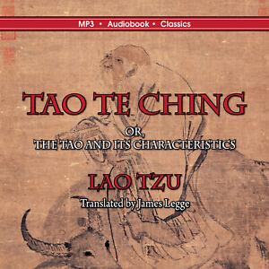 The Tao Te Ching - Unabridged MP3 CD Audiobook in CD jacket