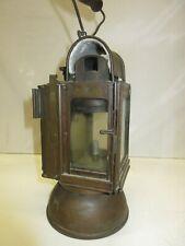RARE Lampe acetylene - SCHULZE BERLIN 1936 ; Lamp / Lantern