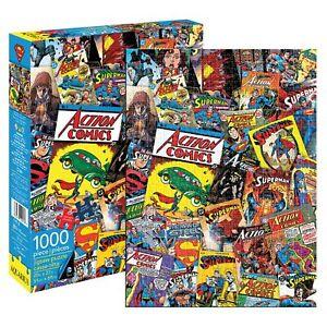 DC Comics Superman Collage Jigsaw Puzzle 1000 pieces