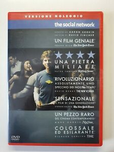 The Social Network (2010) DVD