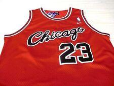 NBA Replica Stitched Michael Jordan #23 Chicago Bulls Classic Basketball Jersey